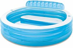 *IN HAND* NEW* Intex Swim Center Inflatable Family Lounge Po