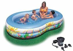 swim center inflatable paradise seaside