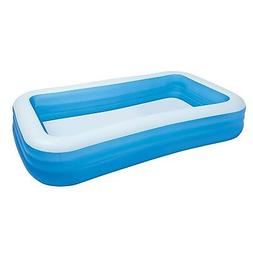 "Intex Swiming Pool Family Inflatable Kiddie 120"" X 72"" 22"" K"