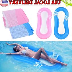 Swimming Inflatable Gaint Float Mattress Pool Air Bed Beach