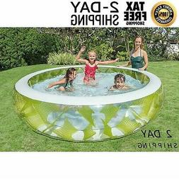 Swimming Pool Inflatable Outdoor Pools For Kids Toddler Yard