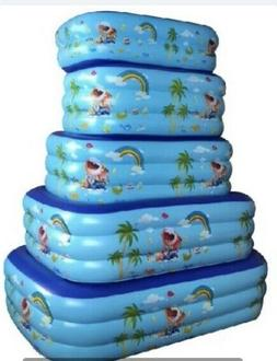 swimming pool kids adults inflatable. NEXT DAY SHIPPING!