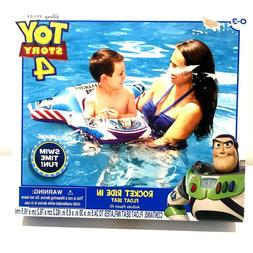 Toy Story 4 Inflatable Swimming Pool Rocket Float Seat Swim