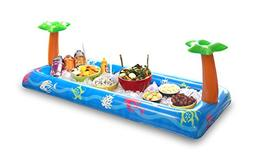 BigMouth Inc. Tropical Party Inflatable Buffet, Inflatable D