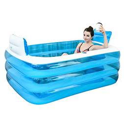 Inflatable Bathtub For Two People Adult Portable,Folding Com