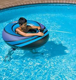 "42"" Water Sports Inflatable Power Blaster Swimming Pool Tube"