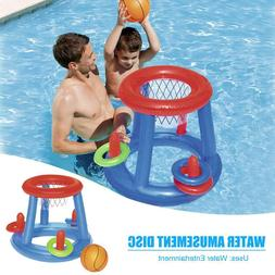 Water Sports Inflatable Basketball Swimming Pool Kids Adult