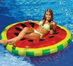 Swim Central Water Sports Inflatable Watermelon Fruit Slice