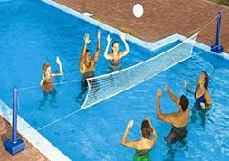 Water Sports Volleyball Cross Swimming Pool Game - Weighted