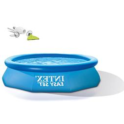 "Intex 10' x 30"" Easy Set Swimming Pool & 350 GPH Filter Pump"